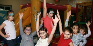 Организиране на детско парти