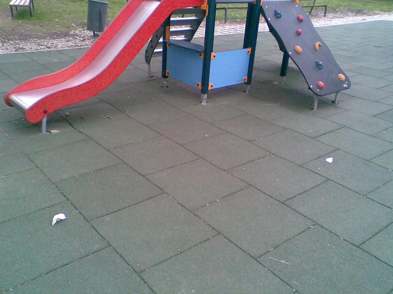Хубава детска площадка