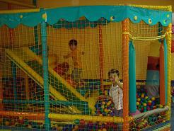 Детски клуб - интериор