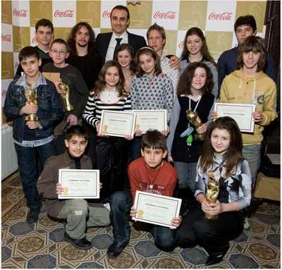 Успелите деца на България - конкурс на фондация