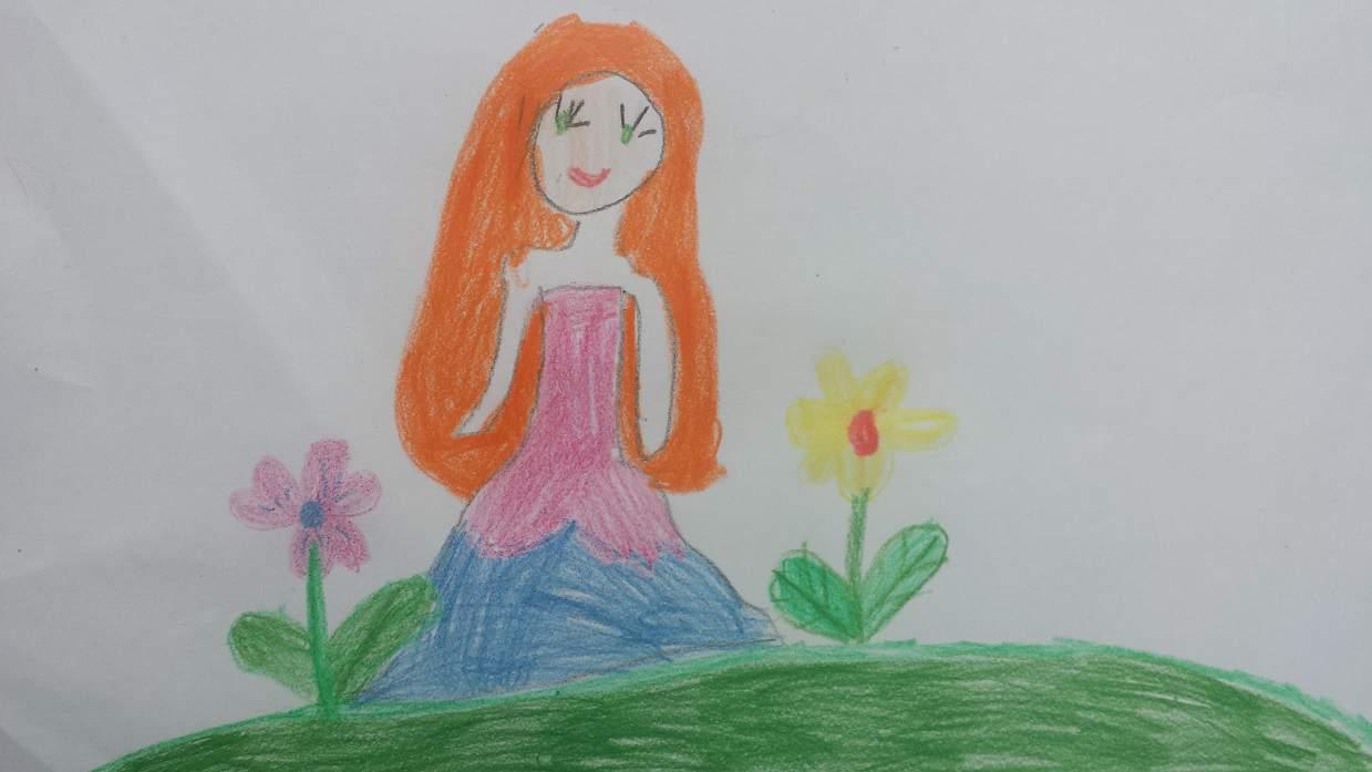 Красиви детски рисунки