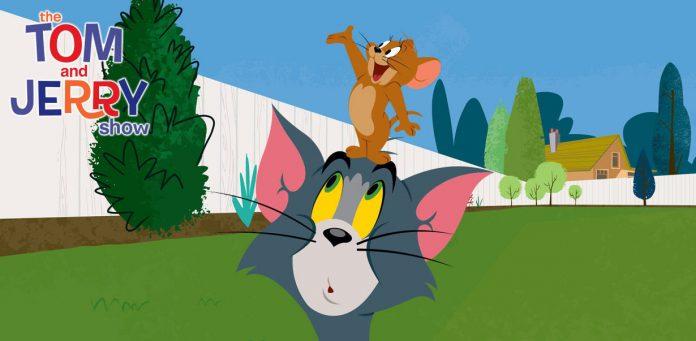 Гледайте Том и Джери